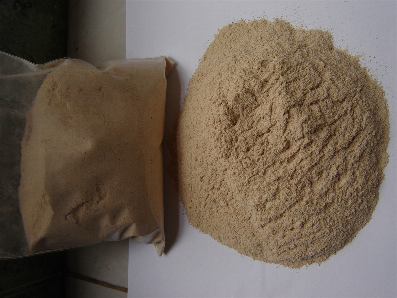 Picture of USED TAPIOCA /CASSAVA RESIDUE