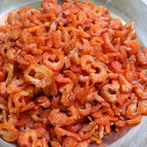 "Picture of Dried shrimp ""exported"""