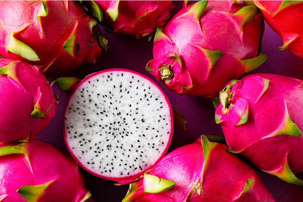 Picture of Dragon fruit exports to India, packaging should not use Chinese characters