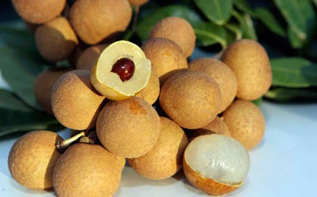 Picture of Longan, Hung Yen agricultural products 'surpass difficulties' Covid, go to foreign markets